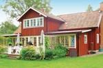 Апартаменты Holiday home Oxhagsstugan Sköldinge