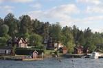 Апартаменты Holiday home Tallhöjdsvägen Ljusterö