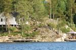 Апартаменты Holiday home Båtstadsviken, Östra Viker Årjäng