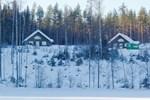 Апартаменты Holiday home Stora Hög Ängen Charlottenberg