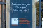 Апартаменты Villa Vogler