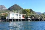 Апартаменты Penthouse Lago d Iseo