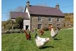 Мини-отель Nantgwynfaen Organic Farm B&B Wales