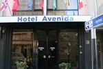 Отель Hotel Avenida