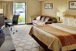 Отель Comfort Inn Pembroke