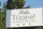 Апартаменты Apartments Elizabet