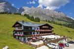 Отель Alpengasthof-Hotel Kopphütte