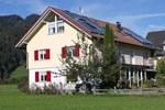 Апартаменты Ferienwohnungen Familie Eberle