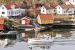 Апартаменты Holiday home Skräddarevägen Kyrkesund V
