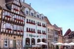 Отель Hotel-Restaurant Thüringer Hof