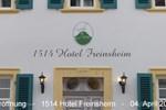 Отель 1514 Boutique Hotel Freinsheim