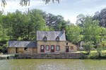 Апартаменты Holiday Home Moulin Des Chateaux