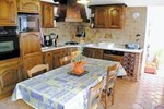 Апартаменты Holiday Home Carpentras Chenin De La Reynarde