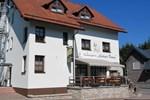 Отель Rennsteighotel Grüner Baum