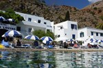 Отель Hotel Porto Loutro on the Beach