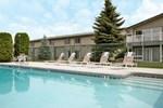 Отель Ramada Spokane Airport and Indoor Waterpark