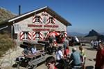 Berghaus Männdlenen- Weberhütte