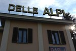 Отель Ristorante delle Alpi
