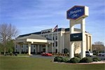 Отель Hampton Inn Laurinburg