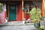Апартаменты Fjordside Lodge