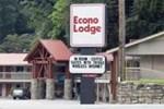 Отель Econo Lodge Cherokee