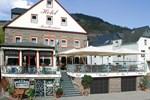 Отель Hotel & Café Moselterrasse