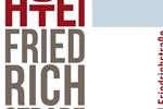 Отель Hotel Friedrichstraße
