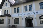 Отель Hotel und Landgasthof zur alten Post