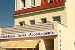 Апартаменты Strandhaus Wylka