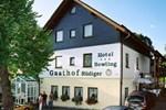 Отель Hotel Rüdiger
