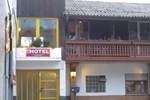 Отель Budget Hotel Zwingenberg