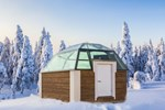 Arctic Glass Igloos