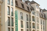 Отель Balance Hotel Leipzig Alte Messe