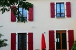 Апартаменты Gite Les Volets Rouges