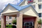 Отель Fairfield Inn & Suites Denver Aurora