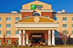 Отель Holiday Inn Express Hotel & Suites Ooltewah Springs - Chattanooga