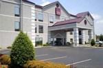 Отель Comfort Suites Cookeville