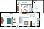 Апартаменты Apartment Casa La Rustica III