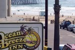 Отель Ocean Breeze Inn at Pismo Beach