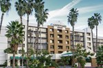 Отель Courtyard by Marriott Riverside Downtown/UCR Area