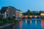 Отель Best Western Le Moulin De Ducey