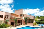 Апартаменты Villa Rosa Cala Gran