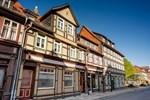 Апартаменты Ferienwohnung Altstadtnest Wernigerode