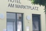 Отель Hotel am Marktplatz