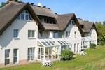 Апартаменты Strandhaus Mönchgut Ferienwohnungen Paradies Rügen