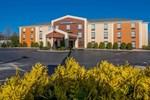 Отель Comfort Inn Asheville Airport