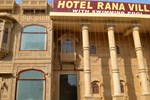 Отель Hotel Rana Villa