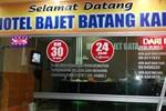 Отель Hotel Bajet Batang Kali