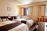 Отель Kuretake Inn Act Hamamatsu