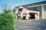 Отель Hampton Inn New Albany